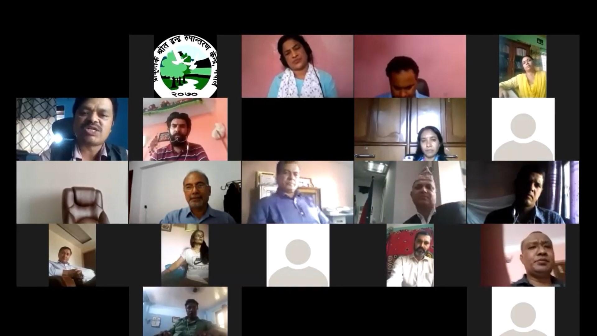 Online Refresher Training on Mediation