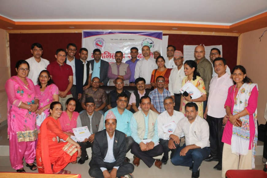 Collaboration between Mediation Council and Natural Resource Conflict Transformation Center-Nepal