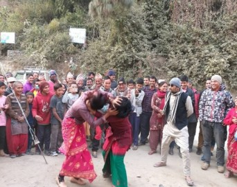 Street drama to make mediation and justice at local level easier to understand