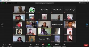 Online Refresher Mediation Training