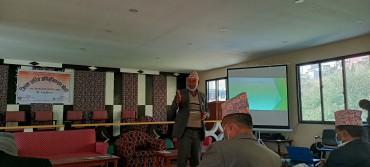 NRCTP-VI orientation program in Doti District